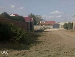 Quick sale plot 50/100m land (eighth) Devik Athi River