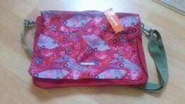 ea121fb5a0af1 Torba Busquets dla dziewczynki, różowa A4 idealna do szkoły NOWA!