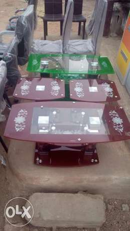 Glass Center Table Osogbo - image 4