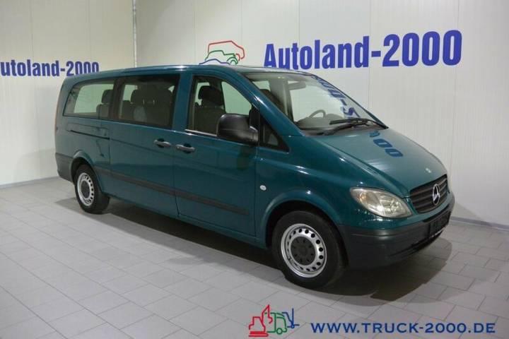 Mercedes-Benz Vito 111 CDI Extra Lang Automatik 8 Sitze Klima - 2006