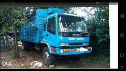 Isuzu FVR Ex Japan truck. Accident free ,moderate used,2010 truck .nt