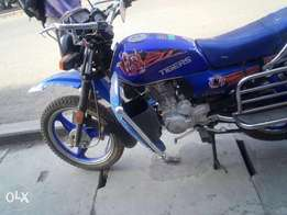 Tiger motorcycle 150 cc