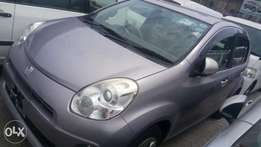 Light purple toyota passo