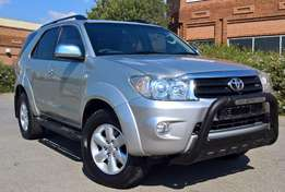 2009 Toyota Fortuner 4.0 A/T 4X4