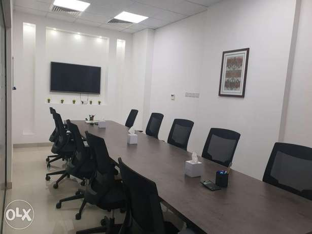 Fully furnished offices - Ocean Business Centre الخوير -  7