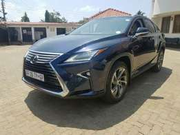 JUST ARRIVED Lexus RX350 Brand New 2016 Leather Seats & Sunroof 9.0M