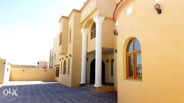 Brand New 6 bedroom villa for rent in Ain Khaled