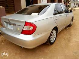 ADORABLE MOTORS; A clean first body 03 Toyota Camry