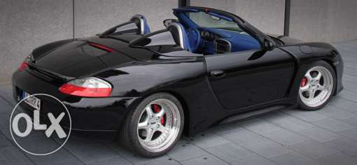 Boxster Carbon Fiber Speedster Hump Kit 986 جدة -  4