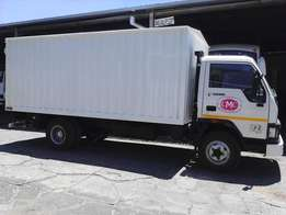 Eicher 10.75 Truck, 5 ton brand new from CMC at 3M