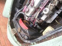 Wosley 6 cylinder engine , make an offer