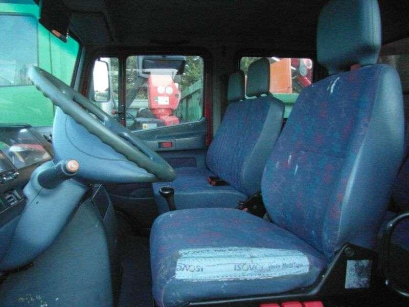 Mercedes-Benz 814 doka - 1999 - image 3