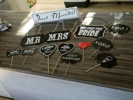 Wedding signs for sale