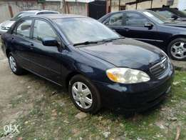 2003 Toyota corolla for 1.520m