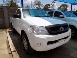 Local Specs Toyota Hilurx Vigo 3000cc Single cab Diesel Manual