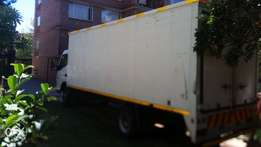 truck for contracts or hire