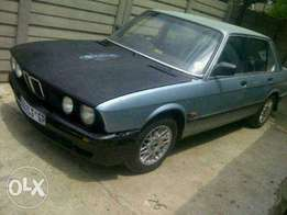 1986 BMW 520i for sale