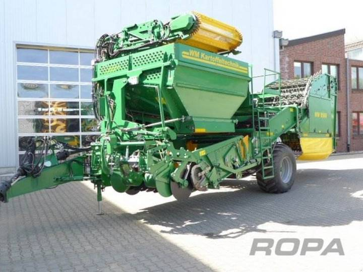 Wm Kartoffeltechnik 8500 L - 2012