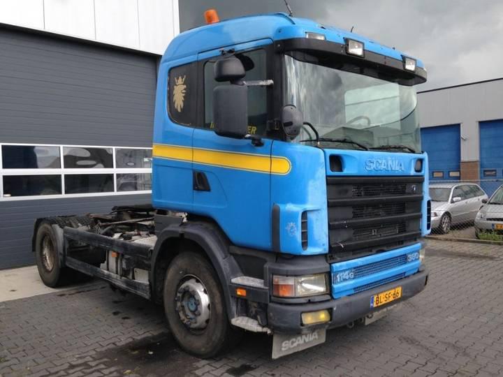 Scania R114 380 Manual Retarder - 2002