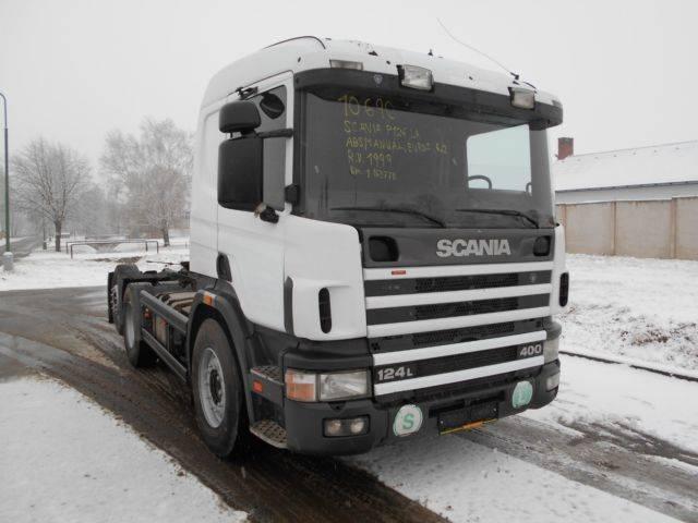 Scania P124LA - 1999