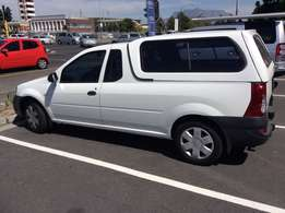 2015 Nissan NP200 1.5 Dci A/c Safety Pack White Canopy 25000km
