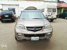 First body Acura MDX 2005 model