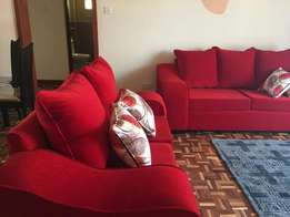 Spacious 2br fully furnished to let in Lavington for 110k