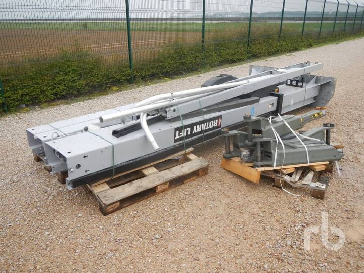 SPO65E-LWB 6500 Kg Hydraulic