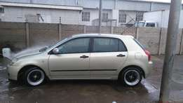 Toyota Runx 140 For Sale