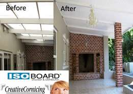 IsoBoard Ceilings at 2015 Rates & FREE Delivery !!