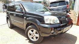 Nissan Xtrail, Black, KBY