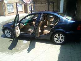BMW 320D for Sale owned by a lady