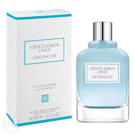 Gentlemen only Givenchy Limited edition 100ml - 3.3 FL.OZ
