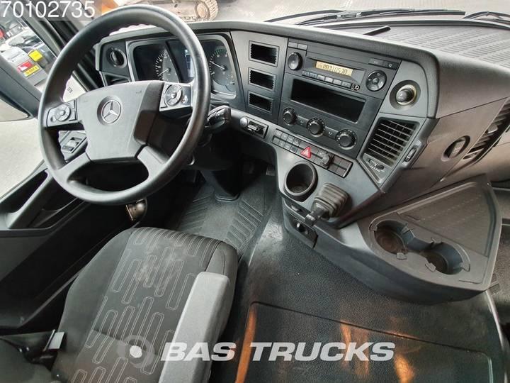 Mercedes-Benz Arocs 4145 S 8X4 Big-Axle Steelsuspension 27m3 Hydraulik ... - 2018 - image 7