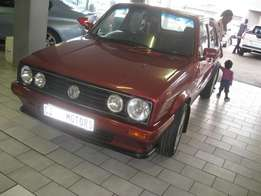 VW Golf 1 1.4I Citi 2004 Model
