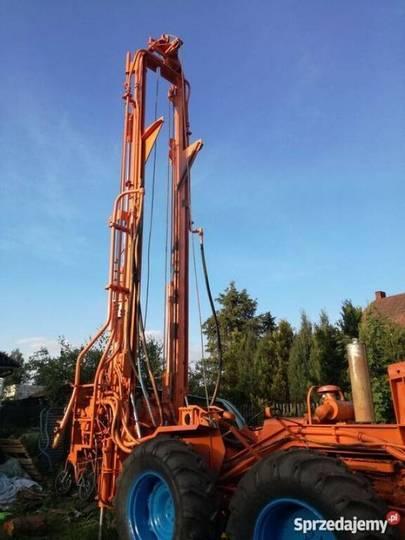 Gryphon *12* Wiertnica studnie geoterma* - 2010