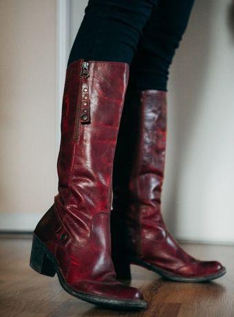 Жіночі чоботи шкіряні  Женские ботинки кожанные демо Тернопіль - зображення  2 ee81ab71552ea