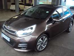 2016 Kia Rio hatch 1.4 Tec for sale R180000