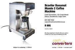 Bravilor Bonamat Mondo 2 Coffee Machine