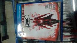 Devil may cry ps4 game