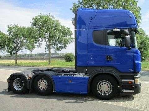 Scania R440 LA 6X2/4 MNA AdBlue Euro6 - 2012 - image 3