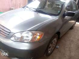 Used Toyota corolla 03 for sale