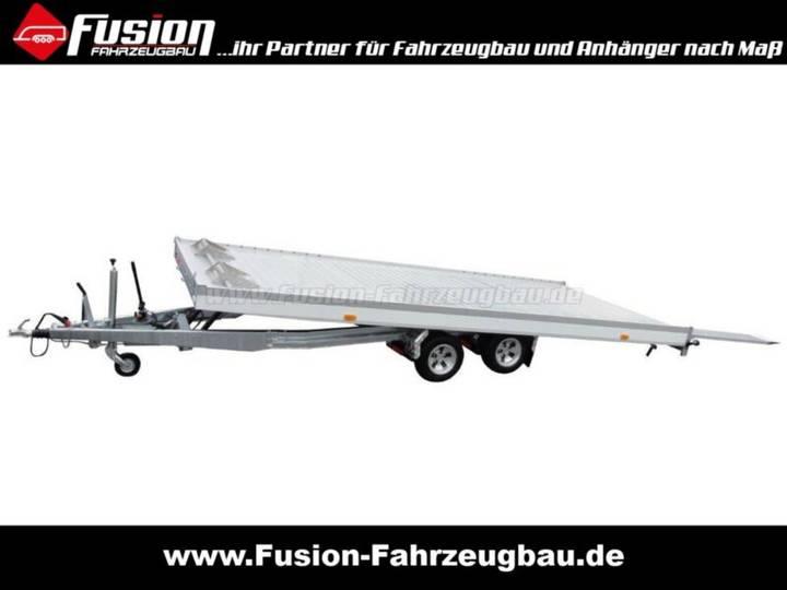 Alu Autotransporter 515x210cm, 2700kg