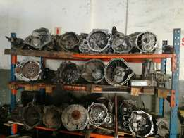 Gearbox &spares all vehicles