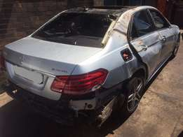 Mercedes Benz W212 Stripping For Spares