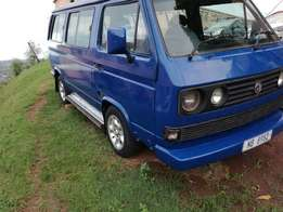 1995 v w micro bus for sale 2,6i
