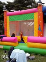 hire bouncing castle and get free face painting and..