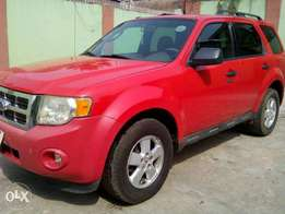 Clean Registered Ford Escape 08