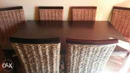 Dinner table set for sale