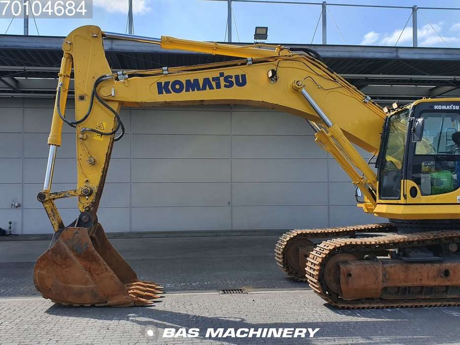 Komatsu PC 390LC-8M0 Hammer line - extendable undercarriage - 2016 - image 7